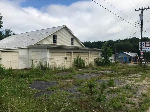 3161 Nc 16 Highway N, Taylorsville, NC 28681 (#3651030) :: Rhonda Wood Realty Group