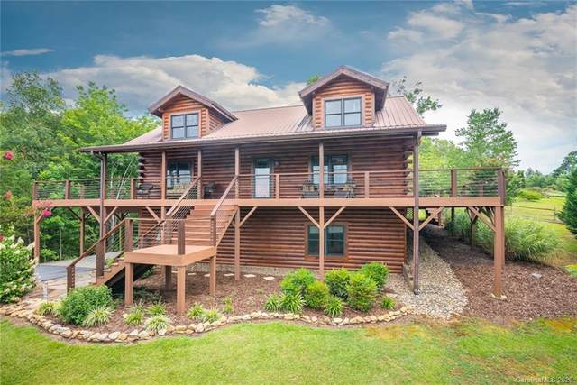 247 Peaks Drive, Lake Lure, NC 28746 (#3651098) :: Keller Williams South Park