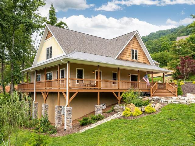 18 Camsyn Drive, Weaverville, NC 28787 (#3651102) :: Homes with Keeley | RE/MAX Executive