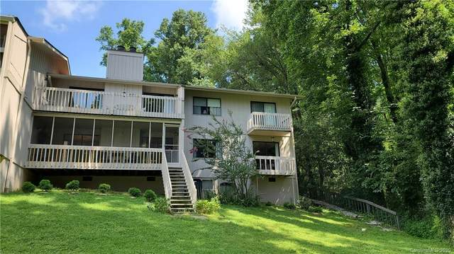 37 Glen Cannon Pointe #4, Pisgah Forest, NC 28768 (#3651112) :: Keller Williams South Park