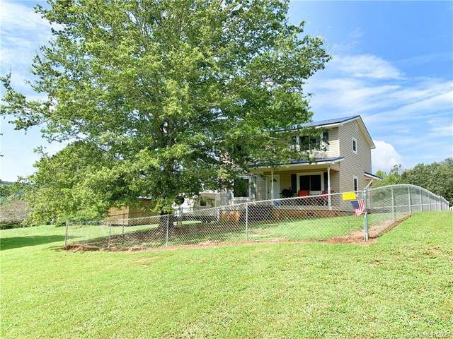 4460 Franklin Smith Road, Connelly Springs, NC 28612 (#3651122) :: High Performance Real Estate Advisors