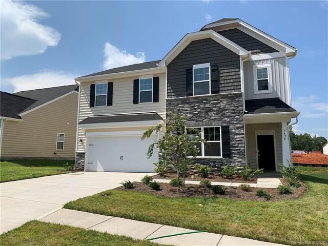 3424 Southern Red Oak Lane #320, Gastonia, NC 28056 (#3651214) :: Puma & Associates Realty Inc.