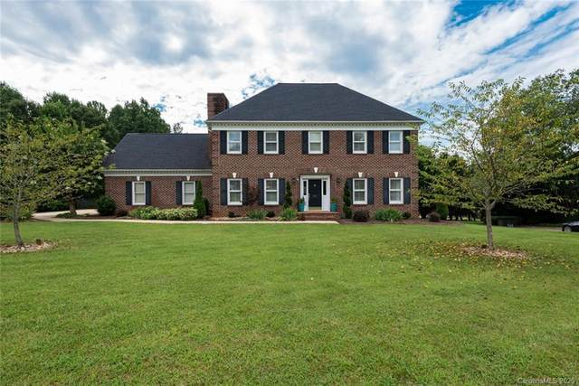 3551 Savannah Lane, Claremont, NC 28610 (#3651251) :: Stephen Cooley Real Estate Group