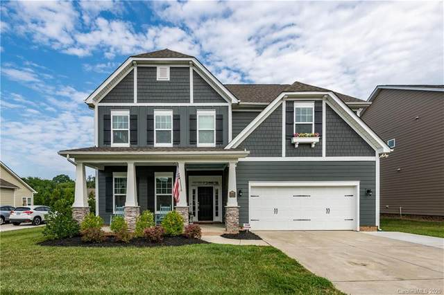 1007 Thessallian Lane, Indian Trail, NC 28079 (#3651255) :: Cloninger Properties