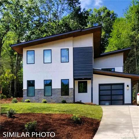 121 Rough Bark Trail #75, Asheville, NC 28806 (#3651261) :: Keller Williams Professionals