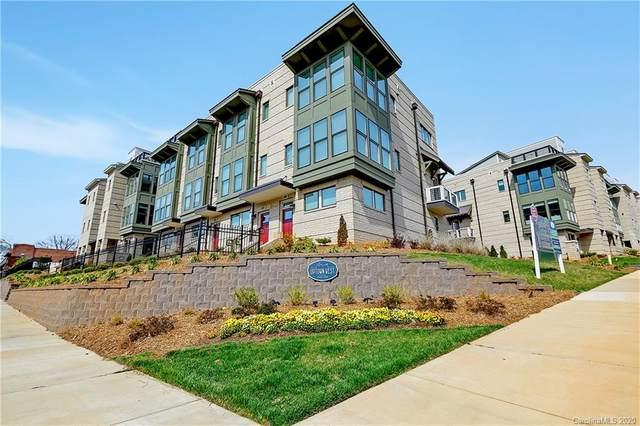 1579 Duckworth Avenue #23, Charlotte, NC 28208 (#3651265) :: Exit Realty Vistas
