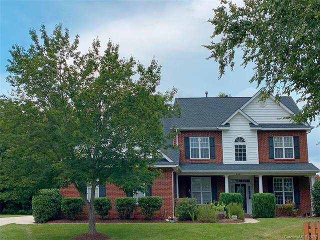 9901 King George Lane, Waxhaw, NC 28173 (#3651271) :: Premier Realty NC