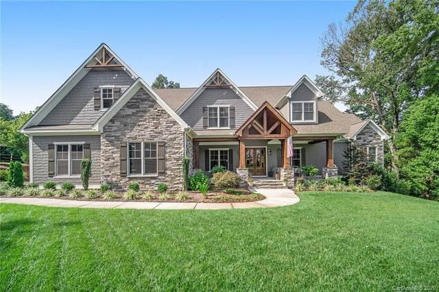 4700 Kay Bird Lane, Concord, NC 28027 (#3651306) :: Rinehart Realty