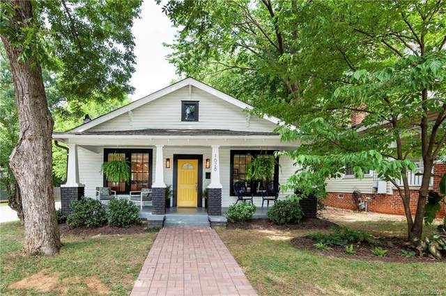 1628 Wilmore Drive, Charlotte, NC 28203 (#3651370) :: Charlotte Home Experts
