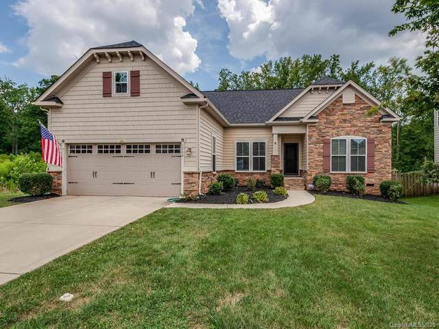 1264 Yellow Springs Drive, Indian Land, SC 29707 (#3651385) :: Stephen Cooley Real Estate Group