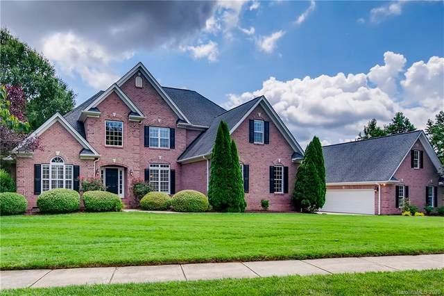 6228 Fox Chase Drive, Davidson, NC 28036 (#3651400) :: Rinehart Realty