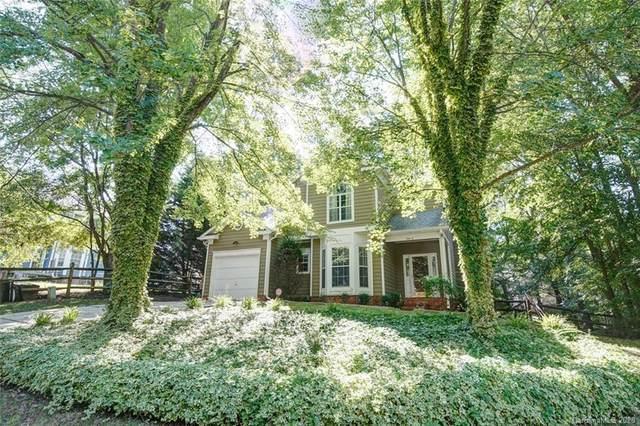 3615 Briarthorne Drive, Charlotte, NC 28269 (#3651402) :: Rinehart Realty