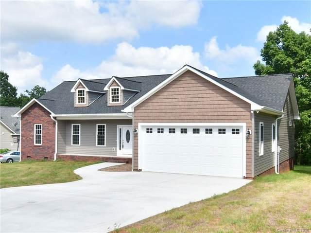 125 Stallion Lane, Statesville, NC 28625 (#3651497) :: Premier Realty NC