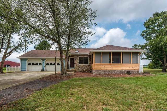 2001 Ridge Road, Monroe, NC 28110 (#3651525) :: Rinehart Realty