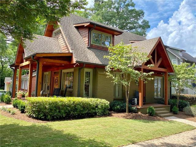 2300 Floral Avenue, Charlotte, NC 28203 (#3651571) :: BluAxis Realty