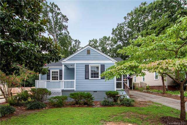 3414 Draper Avenue, Charlotte, NC 28205 (#3651615) :: Puma & Associates Realty Inc.