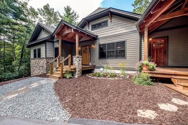 151 Ohwanteska Lane, Brevard, NC 28712 (#3651622) :: Stephen Cooley Real Estate Group
