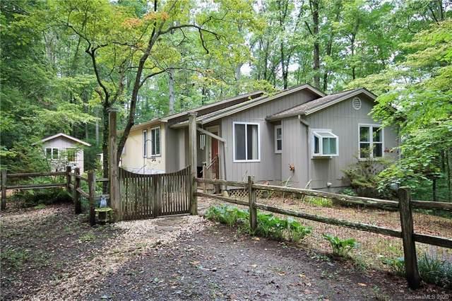 566 Bass Lake Drive, Pisgah Forest, NC 28768 (#3651654) :: Premier Realty NC