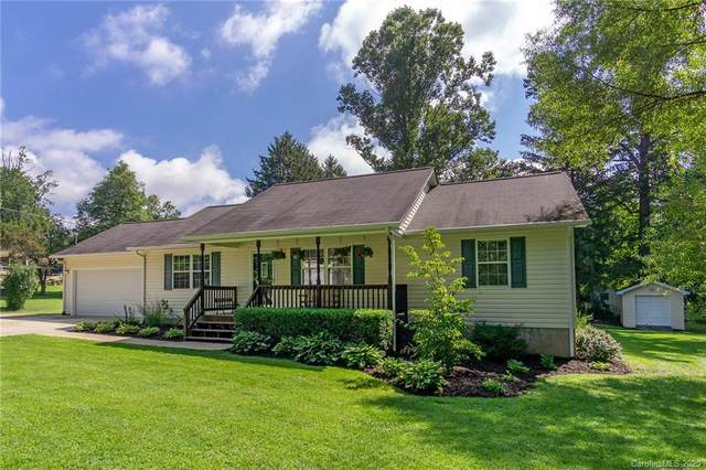 21 Norman Road, Fletcher, NC 28732 (#3651684) :: BluAxis Realty