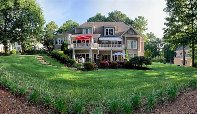 132 Great Point Drive #275, Mooresville, NC 28117 (#3651699) :: Stephen Cooley Real Estate Group