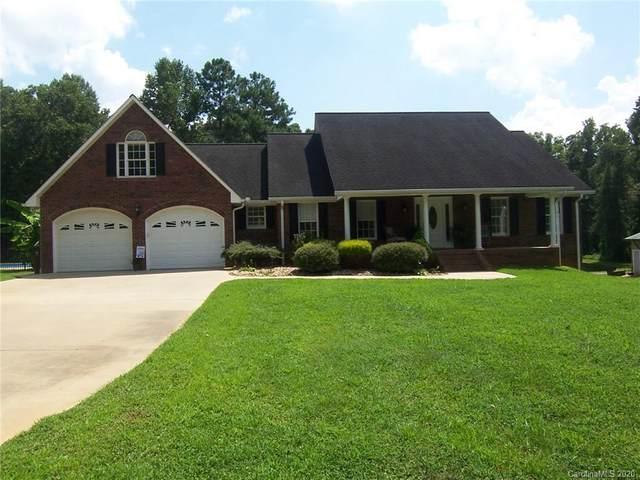 707 Hillwood Street, Shelby, NC 28152 (#3651748) :: Rinehart Realty