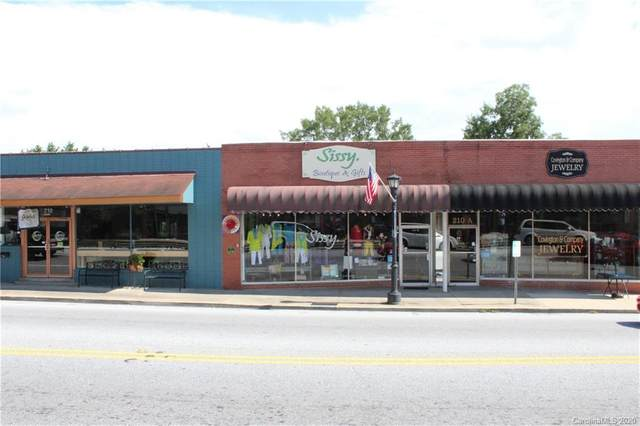 210 - B E Rutherford Street, Landrum, SC 29356 (#3651749) :: Premier Realty NC