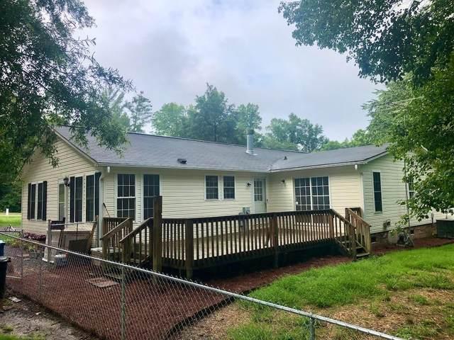 340 Ridge Road, Mocksville, NC 27028 (#3651754) :: Premier Realty NC