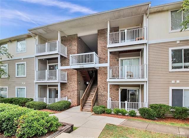9548 University Terrace Drive D, Charlotte, NC 28262 (#3651767) :: Johnson Property Group - Keller Williams
