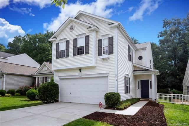 5219 Silabert Avenue, Charlotte, NC 28205 (#3651768) :: Rinehart Realty
