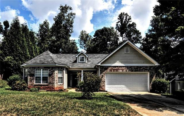 1581 Hawthorne Drive, Indian Trail, NC 28079 (#3651797) :: Rinehart Realty