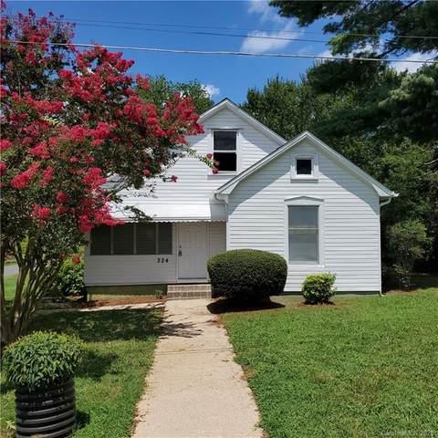 324 Oakwood Avenue, Salisbury, NC 28146 (#3651803) :: Keller Williams South Park