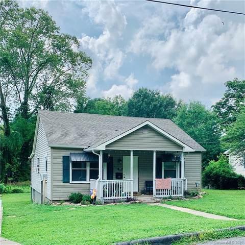 121 Vale Street, Marion, NC 28752 (#3651831) :: High Performance Real Estate Advisors