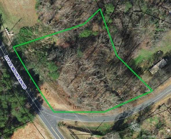 0 Little Mountain Road, Sherrills Ford, NC 28673 (#3651861) :: The KBS GROUP