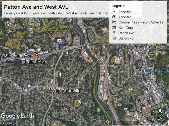981 Patton Avenue, Asheville, NC 28806 (#3651910) :: BluAxis Realty