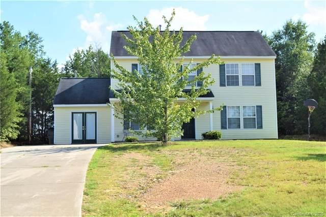 5406 Tucker Phillips Drive, Wingate, NC 28174 (#3651912) :: Rinehart Realty