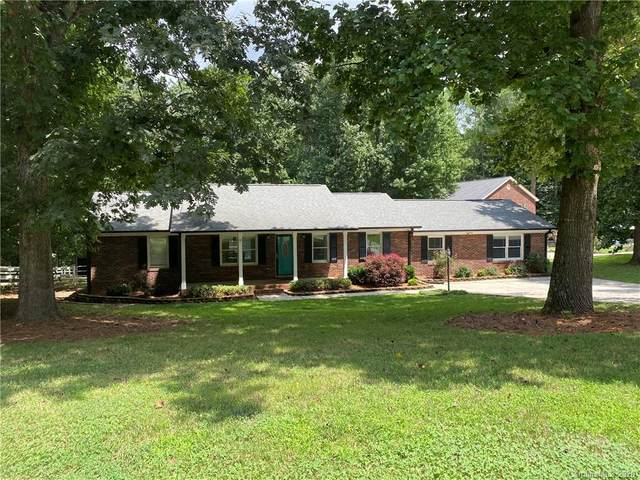 5407 Historic Springs Drive, Concord, NC 28025 (#3651960) :: Keller Williams South Park