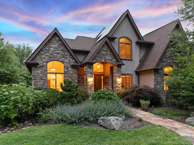 56 Chimney Crest Drive, Asheville, NC 28806 (#3652016) :: Mossy Oak Properties Land and Luxury