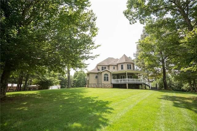 480 Saint Clair Road, Taylorsville, NC 28681 (#3652079) :: High Performance Real Estate Advisors