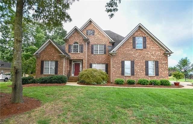 3122 E Lawyers Road, Monroe, NC 28110 (#3652410) :: Rinehart Realty