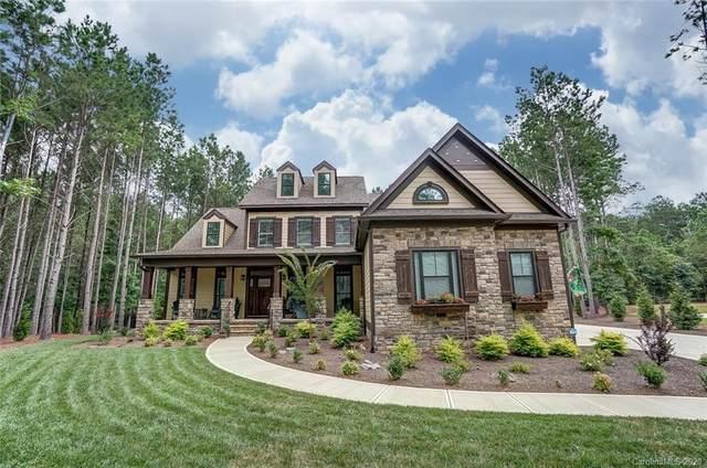6314 Chimney Bluff Road, Lancaster, SC 29720 (#3652455) :: Johnson Property Group - Keller Williams