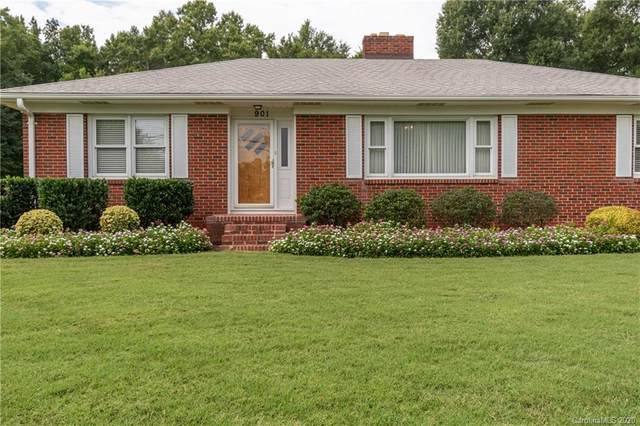 901 Tom Sadler Road #8, Charlotte, NC 28214 (#3652467) :: Premier Realty NC