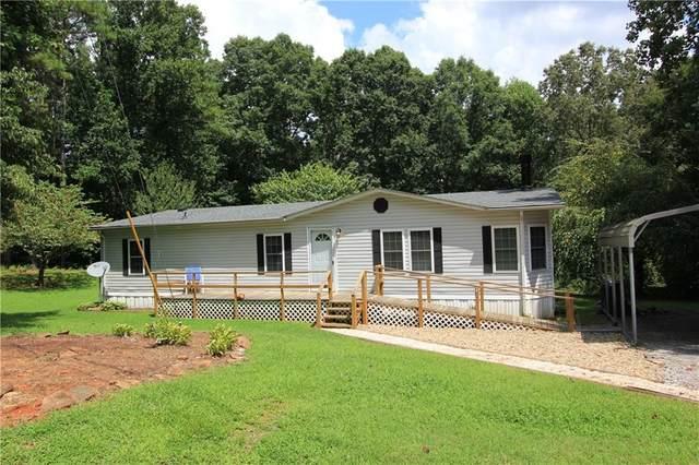 3876 Silver Trail, Morganton, NC 28655 (#3652481) :: Johnson Property Group - Keller Williams