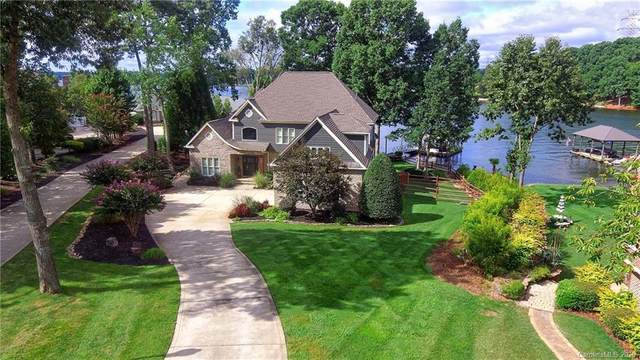 164 High Hills Drive, Mooresville, NC 28117 (#3652552) :: Rinehart Realty