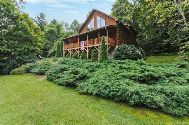 36 Marietta Place, Maggie Valley, NC 28751 (#3652559) :: SearchCharlotte.com