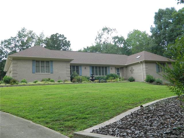 1501 Dennbriar Drive NW, Concord, NC 28027 (#3652658) :: High Performance Real Estate Advisors