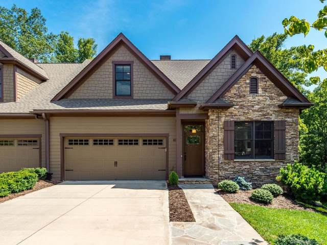 46 Meadow Village Lane, Asheville, NC 28803 (#3652673) :: Homes Charlotte