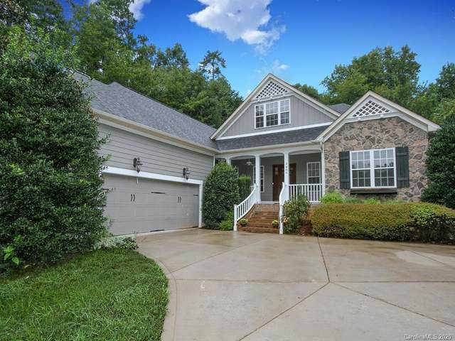 3409 Ludman Way, Matthews, NC 28105 (#3652693) :: MartinGroup Properties