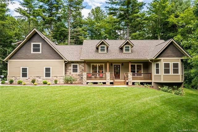118 Mystic Pines Way, Hendersonville, NC 28739 (#3652776) :: Premier Realty NC