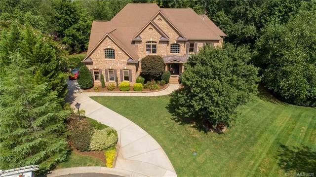 1105 Dumont Court, Matthews, NC 28104 (#3652831) :: Charlotte Home Experts
