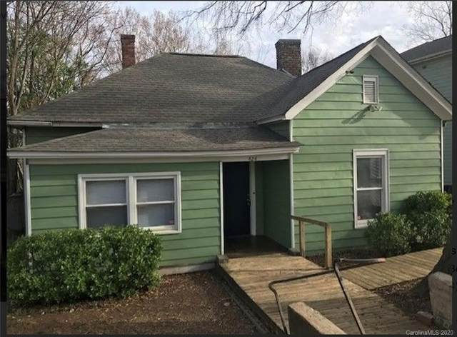 424 Frazier Avenue, Charlotte, NC 28216 (#3652832) :: Rinehart Realty